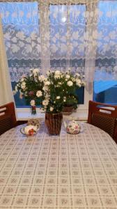 Лобби или стойка регистрации в Guest House Swetlana