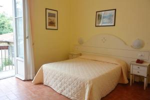 A room at Hotel Crocini