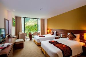 A room at Muong Thanh Grand Nha Trang Hotel