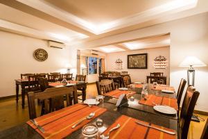 Tissa's Innにあるレストランまたは飲食店