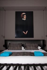 A room at Mas de L'Adret
