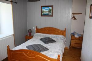 A room at La Bigue Chambres et Table d'Hôtes