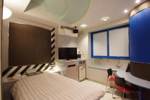 A room at Hotel Crystal (Adult Only)