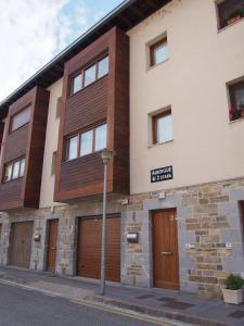 The facade or entrance of Albergue Segunda Etapa