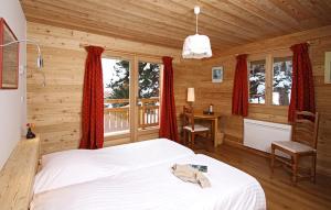 A room at Odalys Chalet La Muzelle