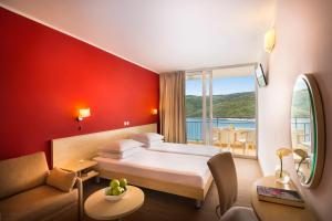 A room at Allegro Sunny Hotel by Valamar