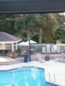 The swimming pool at or close to Palmera Inn and Suites