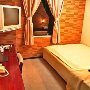A room at Hotel Tsubame Hills