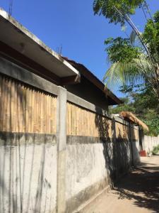 Eine Fassade oder ein Eingang zu Asoka Homestay