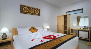 A room at Sleepwell Seminyak