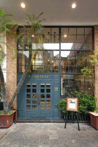 Façade ou entrée de l'établissement Hanoi E Central Hotel