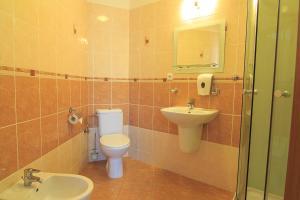 펜지온 U 세이푸 욕실