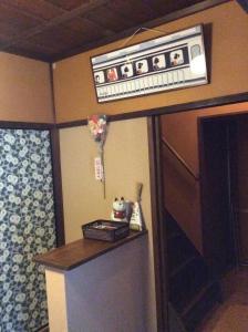 The lobby or reception area at Hanakiya