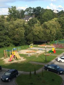 Детская игровая зона в Аpartment Maraunenhof