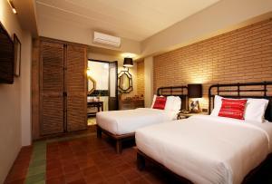A room at Baan Chart