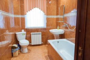 Ванная комната в Hotel VITA