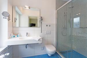 Un baño de Hotel City Inn Basel
