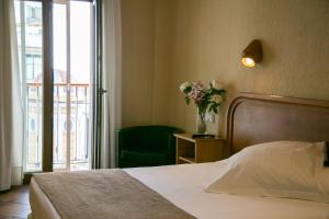 A room at Los Cantaros