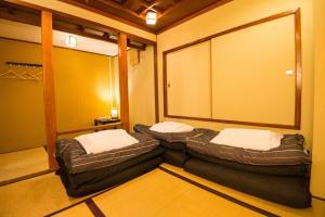 A room at Khaosan Tokyo Kabuki