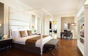 A room at Ascott Jakarta