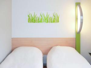 A room at Hotel Inn Design Laon (Ex: Ibis Budget)