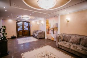 The lobby or reception area at Aristokrat
