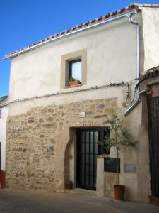 Fachada o entrada de La Casina de Piedra ENCANTO