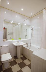 Ванная комната в Business Apartment Moskva-city