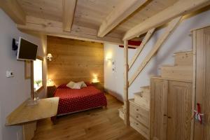 A room at Il Faita