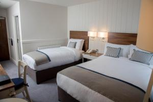 A room at Waterfront Hotel Dungloe