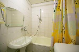 A bathroom at Apartment on Lenina 72