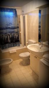 A bathroom at Venice Resorts