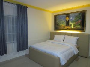 A room at Hotel 01 Batam