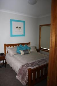 A room at Owl Place in Hahndorf