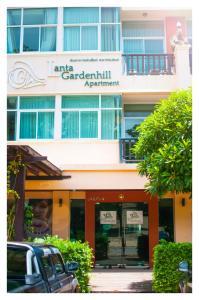 The facade or entrance of Lanta Garden Hill Resort and Apartment
