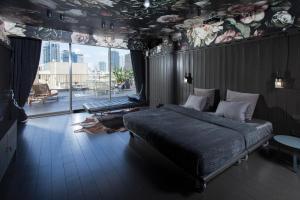 Ein Zimmer in der Unterkunft Florentin House