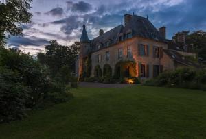 Jardin de l'établissement Château de Saint Paterne