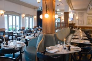 A restaurant or other place to eat at Hotel Du Vin & Bistro Brighton
