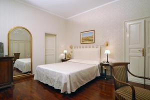 A room at Villa Aricia