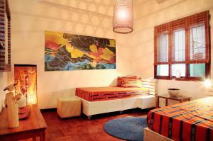 A room at Malagueta Inn