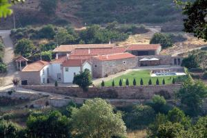 A bird's-eye view of Quinta da Picoila