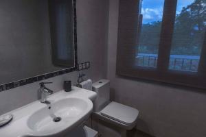 Un baño de Casa Martin Ordesa