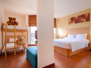 Een kamer bij Ibis Pattaya
