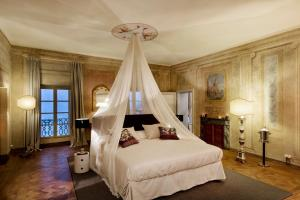 A room at Cortona Charme