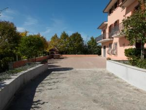 A balcony or terrace at B&B Verde Irpinia