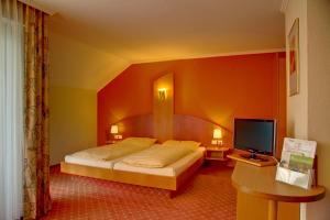 A room at Landhotel Püster