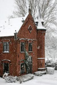 Un Air de Château during the winter