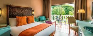 Hébergement de l'établissement Avani Victoria Falls Resort
