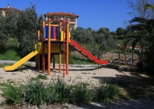 Ο χώρος παιχνιδιού για παιδιά στο Ξενοδοχείο Αθόραμα