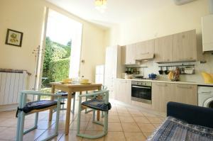 Cucina o angolo cottura di Villa Bianchi